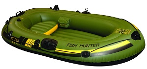 Sevylor Fish Hunter 4-Person Inflatable Boat